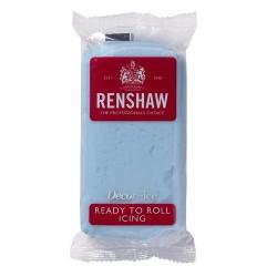 BF 20161231 - Sugarpaste, babyblå 250g (Renshaw)