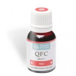 Red, flytande färg (QFC-SK)