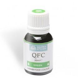Green, flytande färg (QFC-SK)