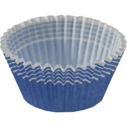 Blue Stripe, 54 st muffinsformar