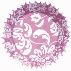 Elegance Pink, 54 st muffinsformar