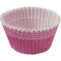 Pink Stripe, 54 st muffinsformar