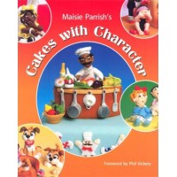 Cakes with Character, bok