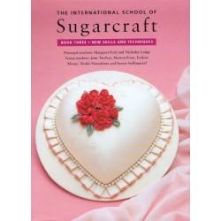 Intl School of Sugarcraft - volym 3, bok