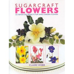 Sugarcraft Flowers, bok