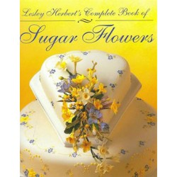 Complete Book of Sugar Flowers, bok