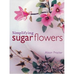 Simplifying Sugarflowers, bok