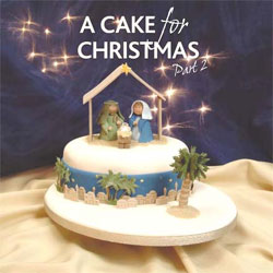 A Cake for Christmas, part 2
