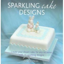 Sparkling Cake Designs