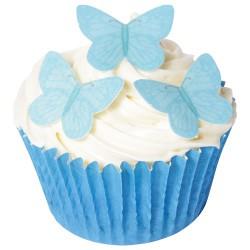 True Blue, 42 st ätbara fjärilar