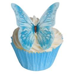 Forget-Me-Not, 12 st ätbara fjärilar