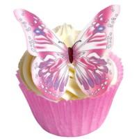 Paradise, 12 st ätbara fjärilar