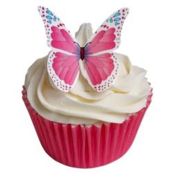 Raspberry, 12 st ätbara fjärilar