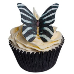 Savannah, 12 st ätbara fjärilar