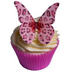 Pink Leopard, 12 st ätbara fjärilar