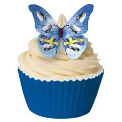 Studenten, 12 st ätbara fjärilar