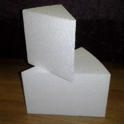 Tårtbit, ca 8 X 11 cm (dummy)