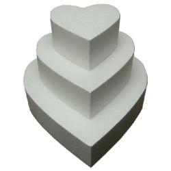 Hjärta, 20 cm (dummy)
