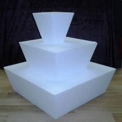 Kvadrat Wacky, 15 - 20 cm (dummy)