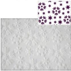 Snöflingor, mönsterkavel