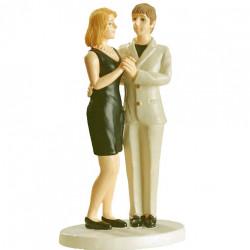 Mrs och Mrs, cake topper