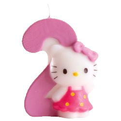 2, Hello Kitty-sifferljus