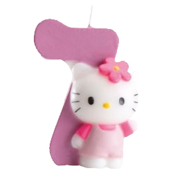 7, Hello Kitty-sifferljus