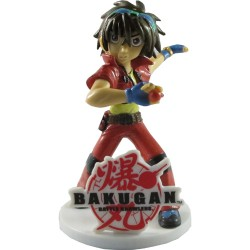 Bakugan, tårtdekoration