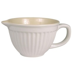 Vispskål (liten), Pure White
