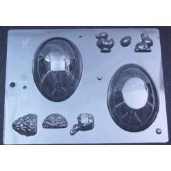 Tittägg, 3-D chokladform