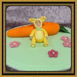Baby Bunny, Cake is Art-kurs