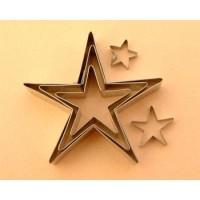 Stylish Star, 5 st utstickare
