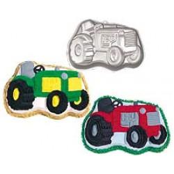 Traktor, bakform