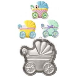 Barnvagn, bakform
