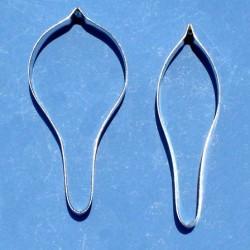 Alstroemeria, 2 st utstickare (TT)