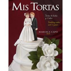 Wedding and 15th-birthday Cakes, bok