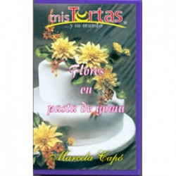 Flowers in gum paste, DVD