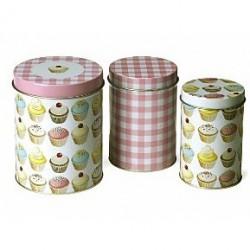 Cupcakes, 3 st burkar