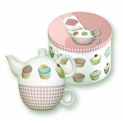 Tea for one, Cupcakes