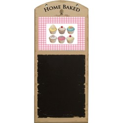 Home Baked, kom-ihåg-tavla