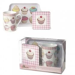 Cupcake, time for tea