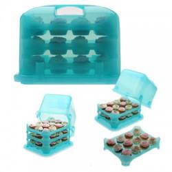 Cupcake Courier, blå