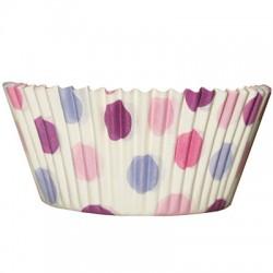 Dotty Dots, 50 st muffinsformar