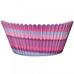 Pink Swirl, 50 st muffinsformar
