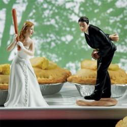 Brudpar, baseball