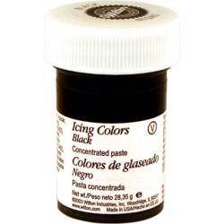 Black, pastafärg (Wilton)