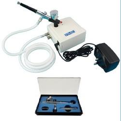 Airbrush o Kompressor, paket (PME)