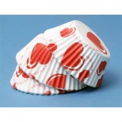Heart, 60 st muffinsformar