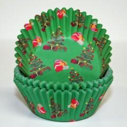 Christmas Eve, 60 st muffinsformar