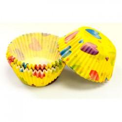 Happy Hearts, 60 st muffinsformar